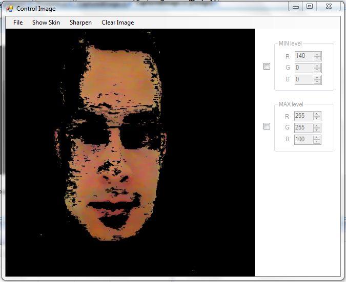 Skin Color Detection Using Aforge   Med7at Dreams